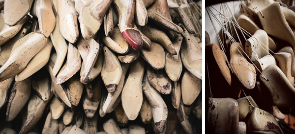 The models of the shoes | Roberto Ugolini shoemaker