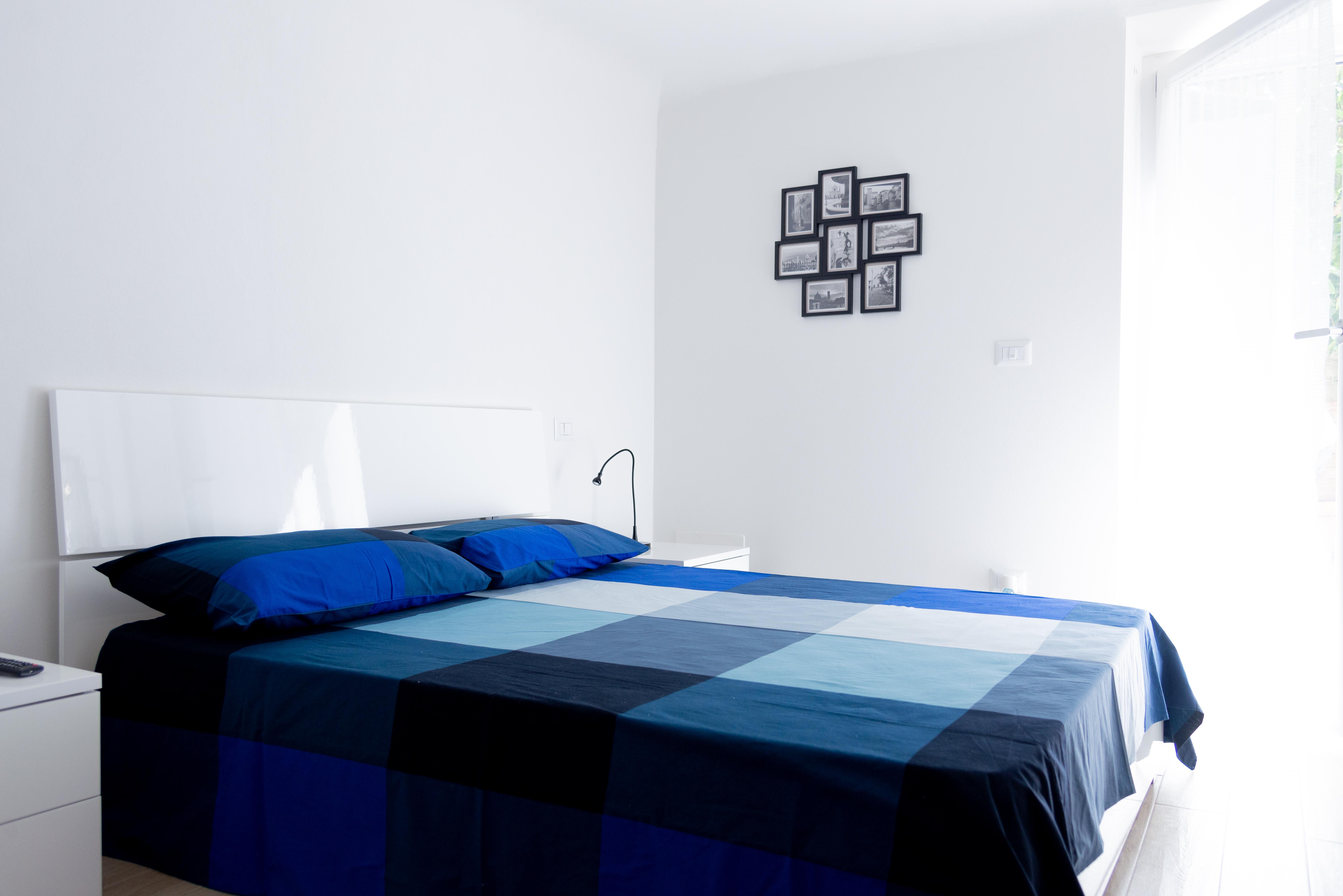 Camera da letto   Appartamento privato a Firenze