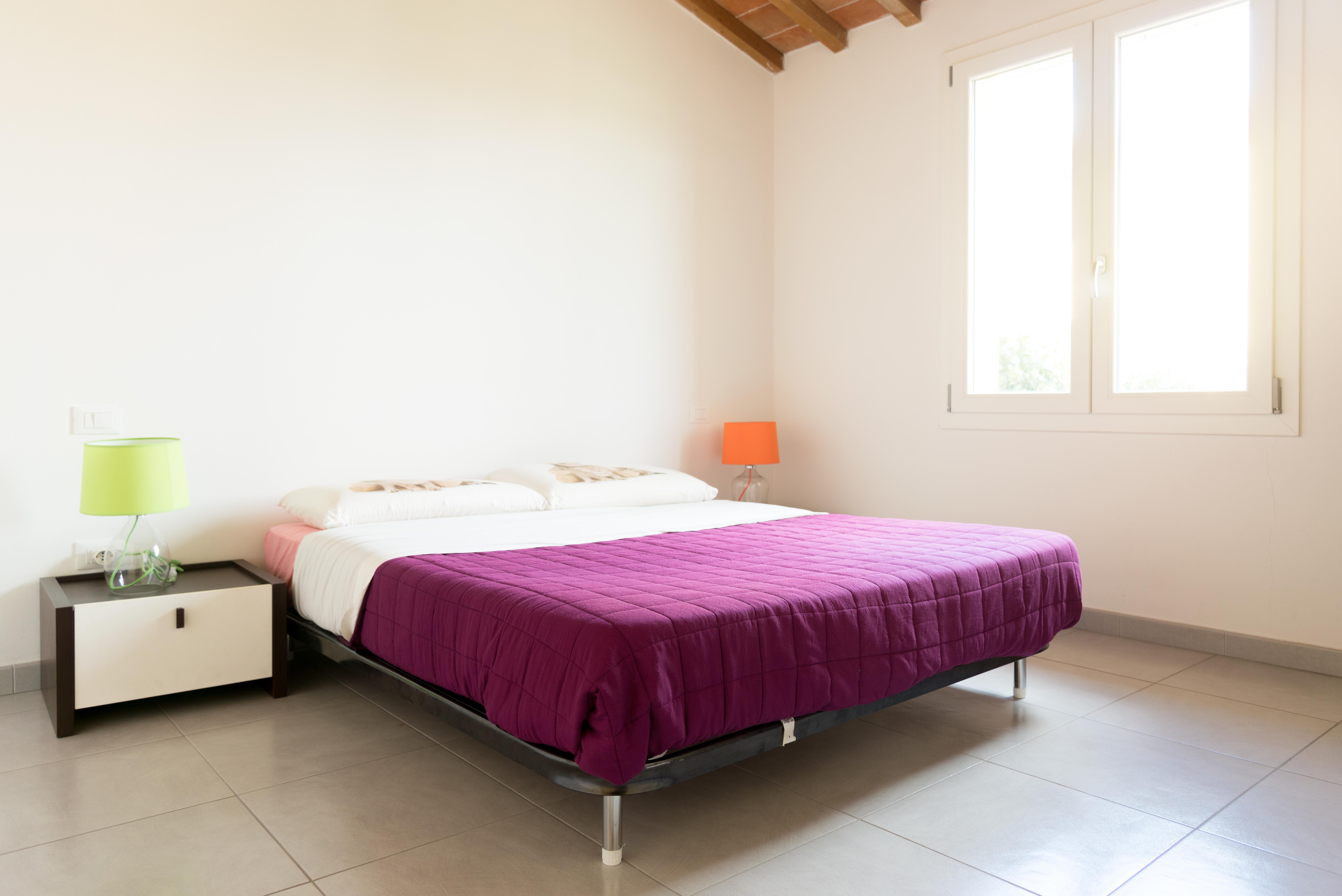 Camera da letto | Casa al mare