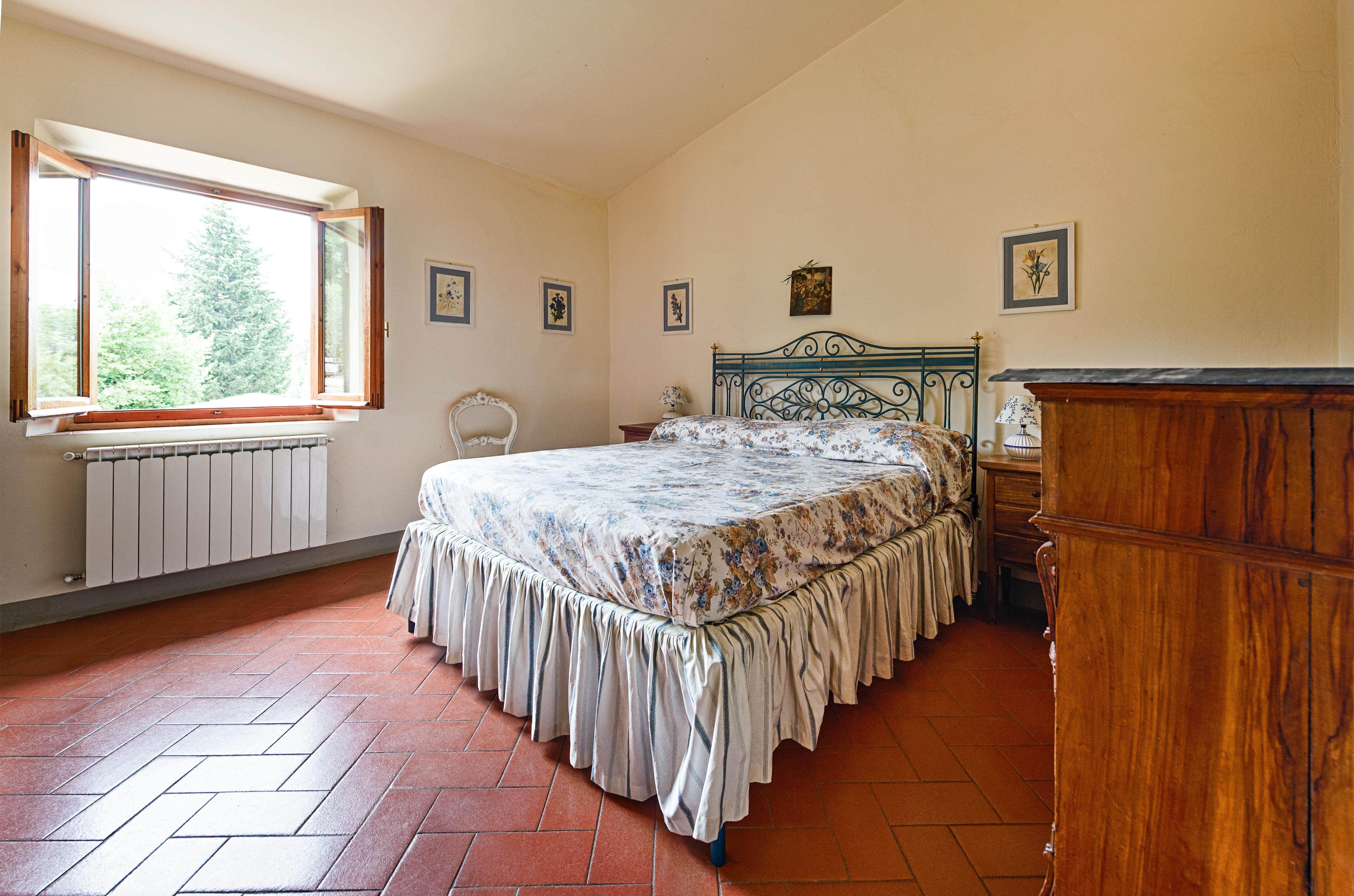 Camera | Villa di Lusso a Bagno a Ripoli