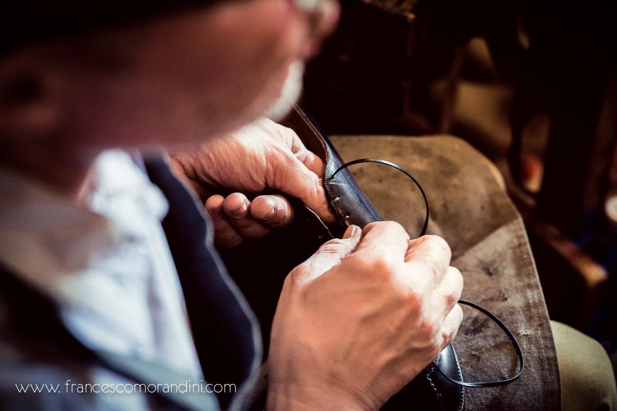 Roberto Ugolini, storia di un artigiano fiorentino. | I lacci delle scarpe hand made