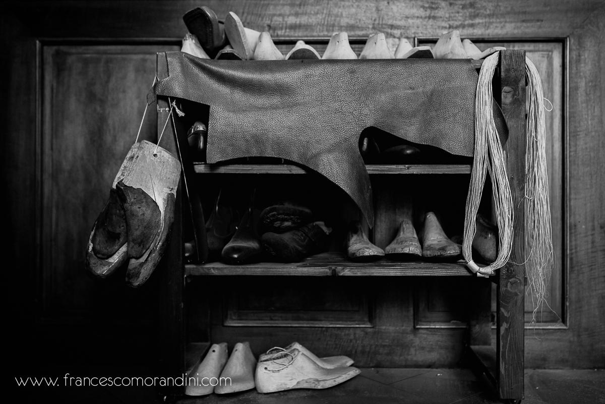 Roberto Ugolini, storia di un artigiano fiorentino. | Esposizione di scarpe handmade