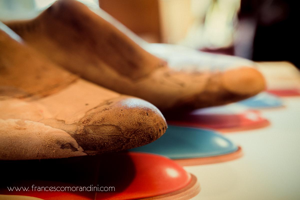 Roberto Ugolini, storia di un artigiano fiorentino. | Le forme e il risultato finale di scarpe fatte a mano