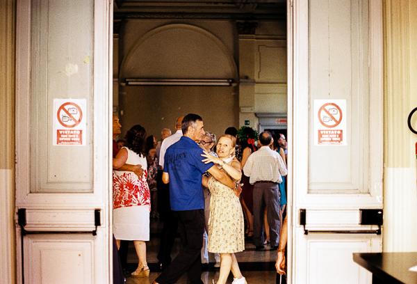 Milan dancing no picture | Minolta SRT100X