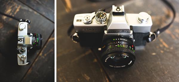 Camera | Minolta SRT100X