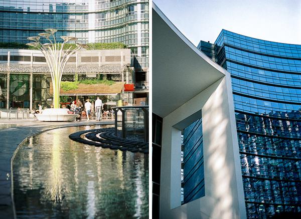 Milan minimal architecture | Minolta SRT100X