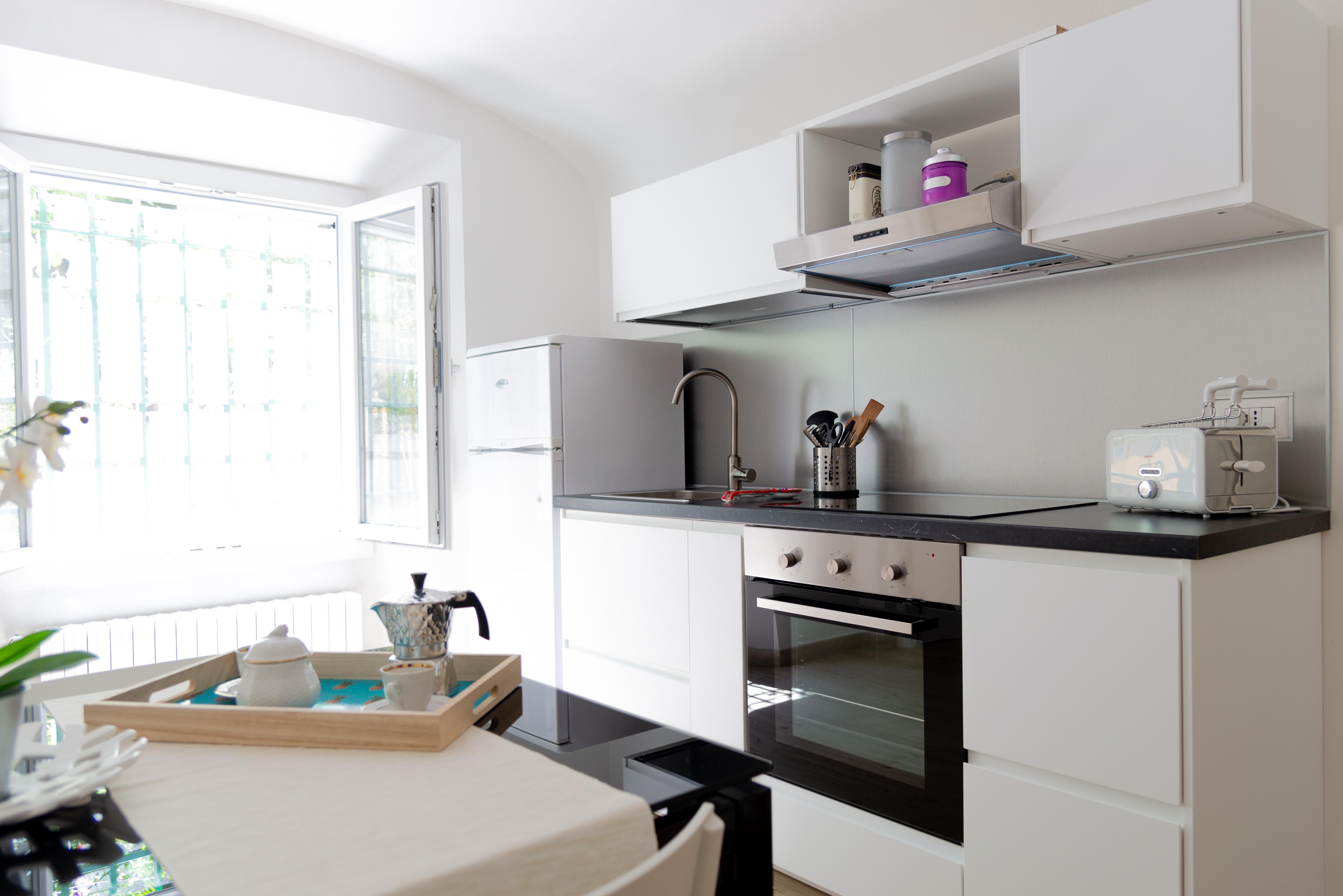 Dettaglio cucina | Appartamento privato a Firenze
