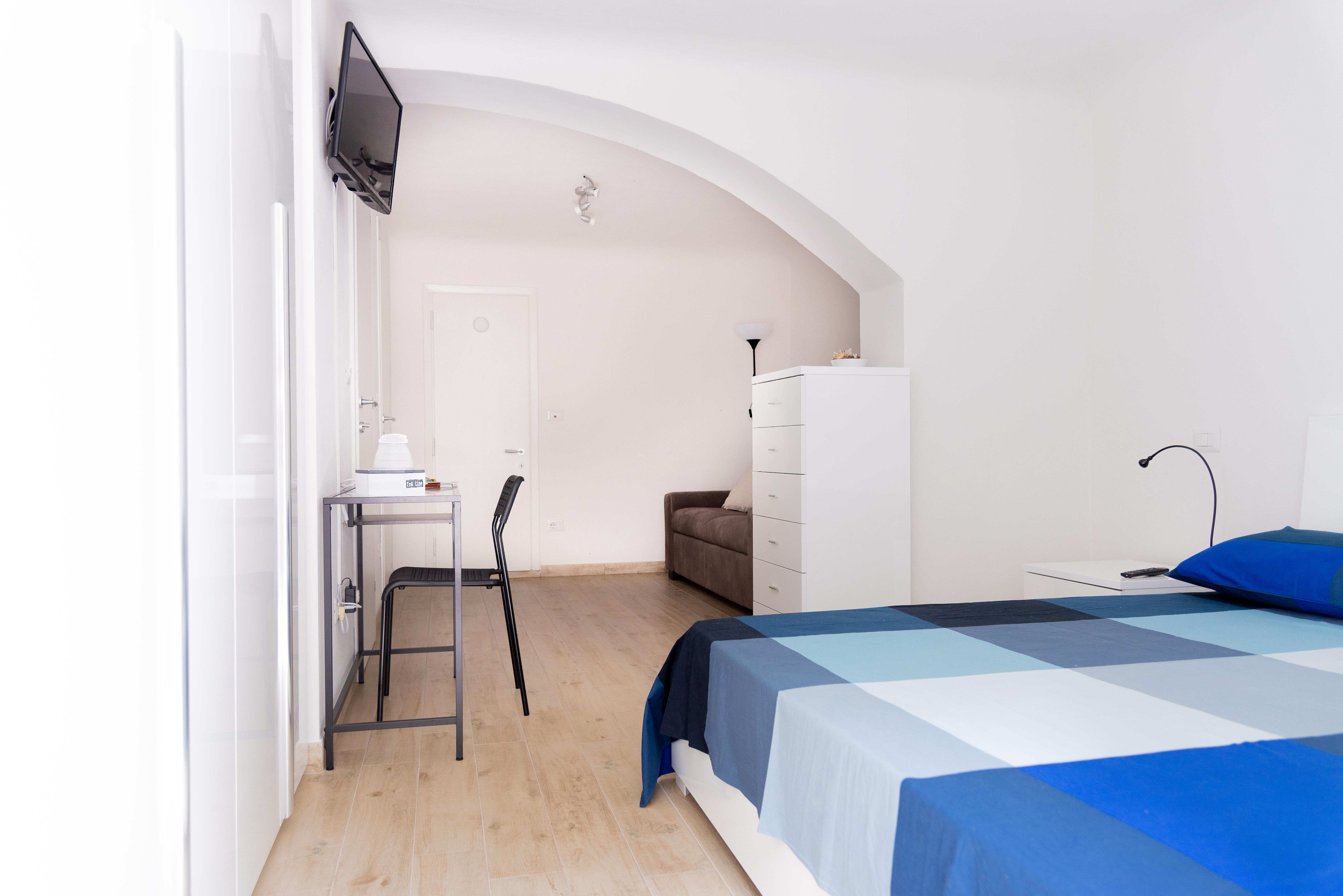 Ampia stanza | Appartamento privato a Firenze