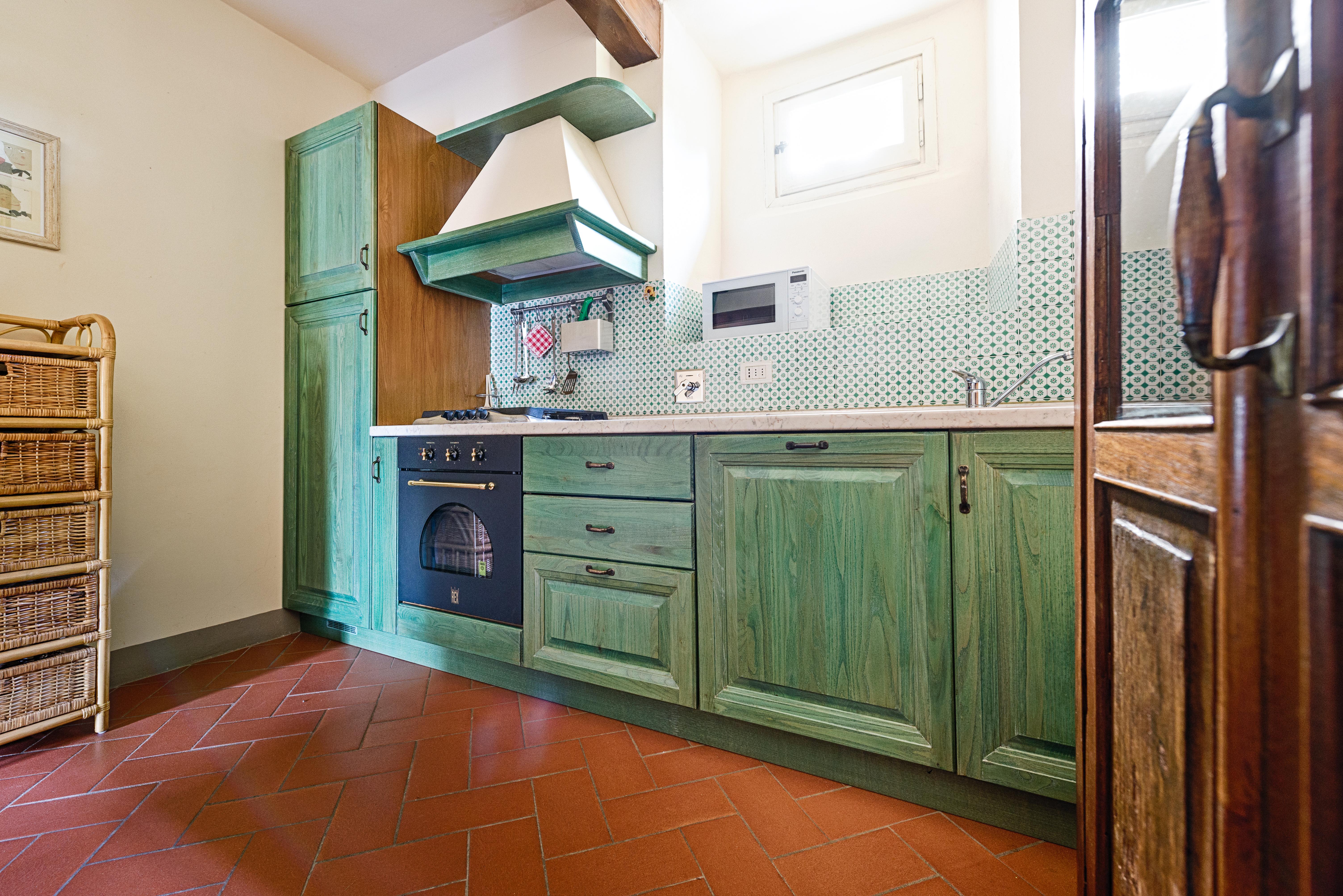 Cucina dettaglio | Villa di Lusso a Bagno a Ripoli