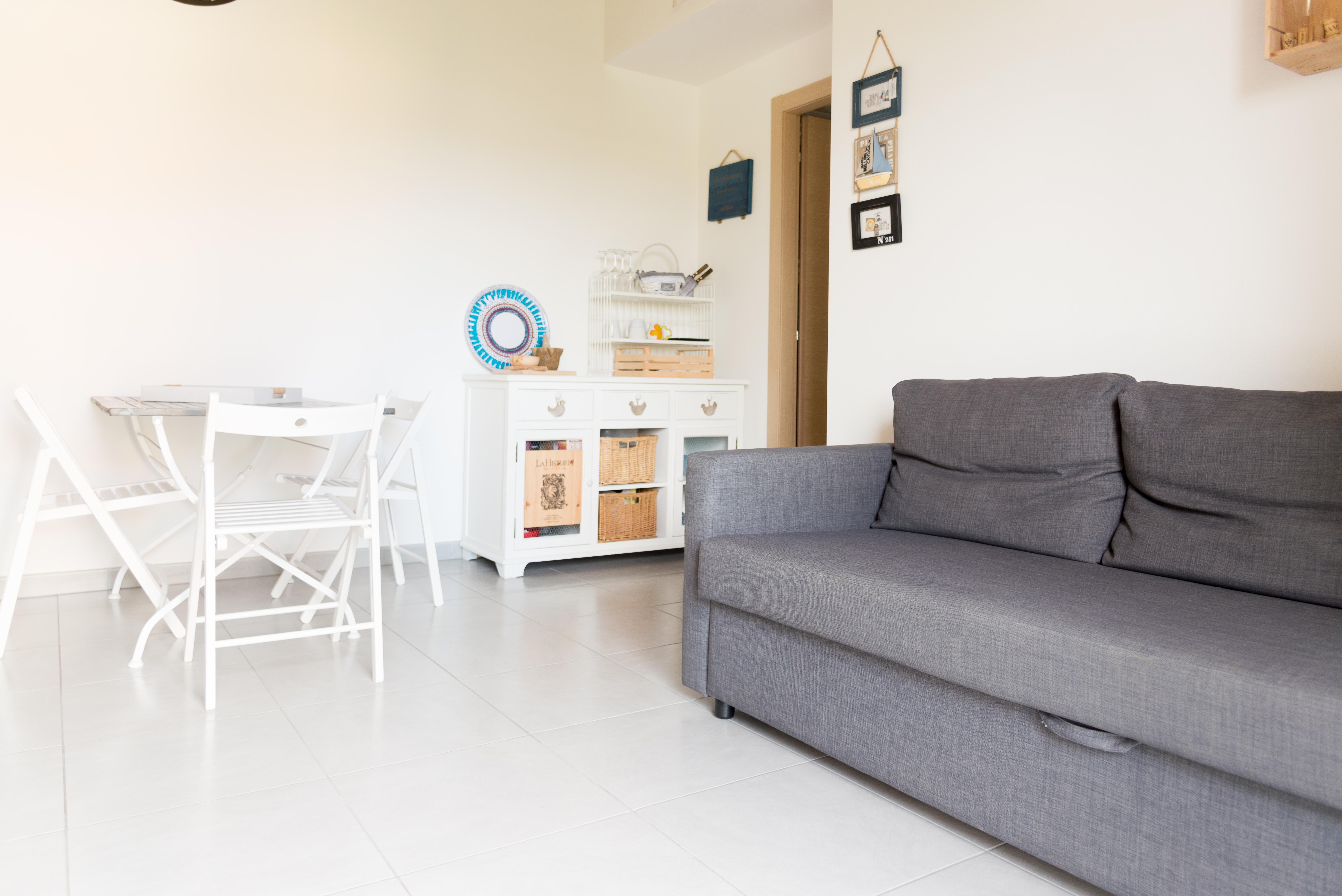Zona living | Casa al mare