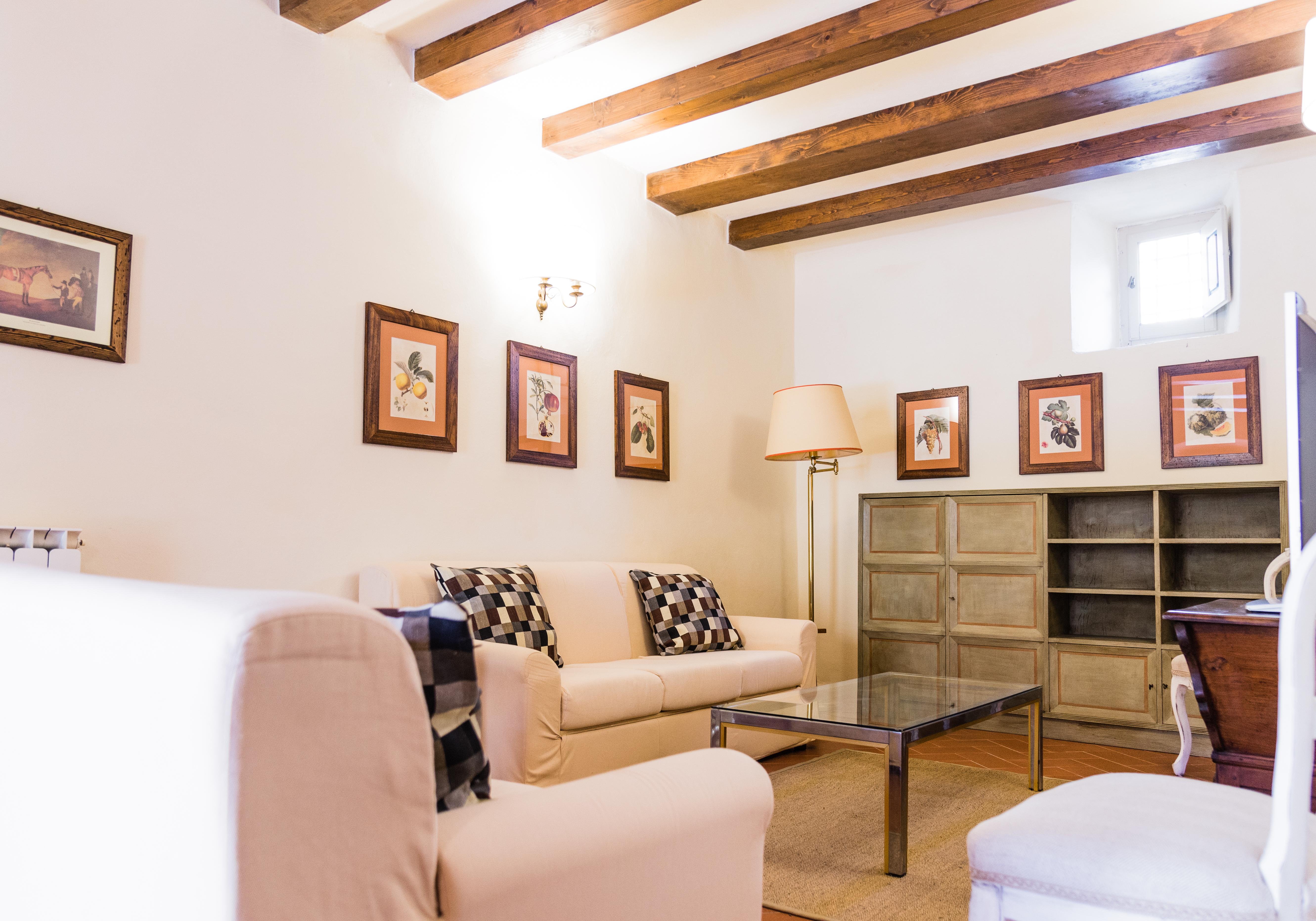 Living Room | Villa di Lusso a Bagno a Ripoli