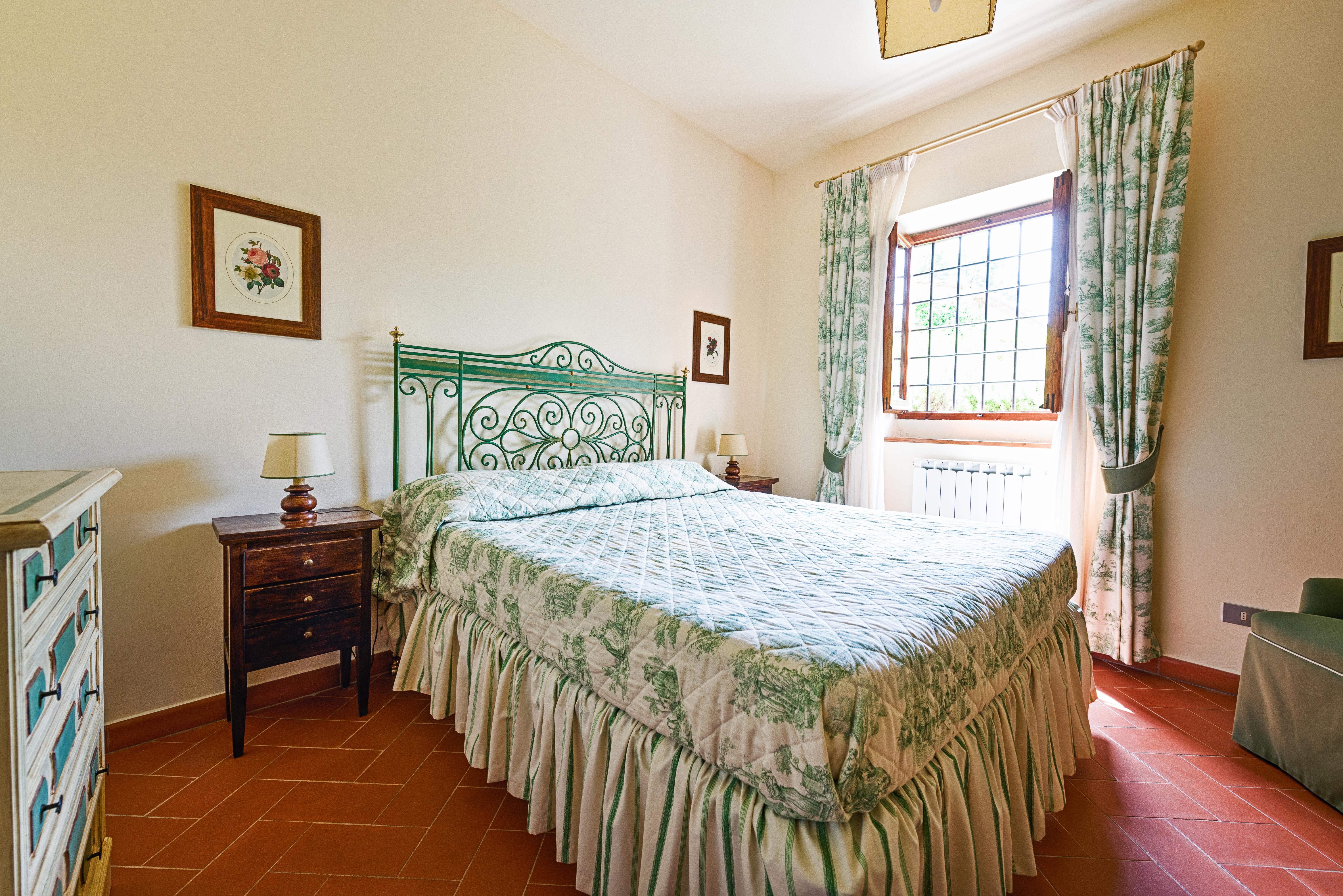 Camera Ospiti | Villa di Lusso a Bagno a Ripoli