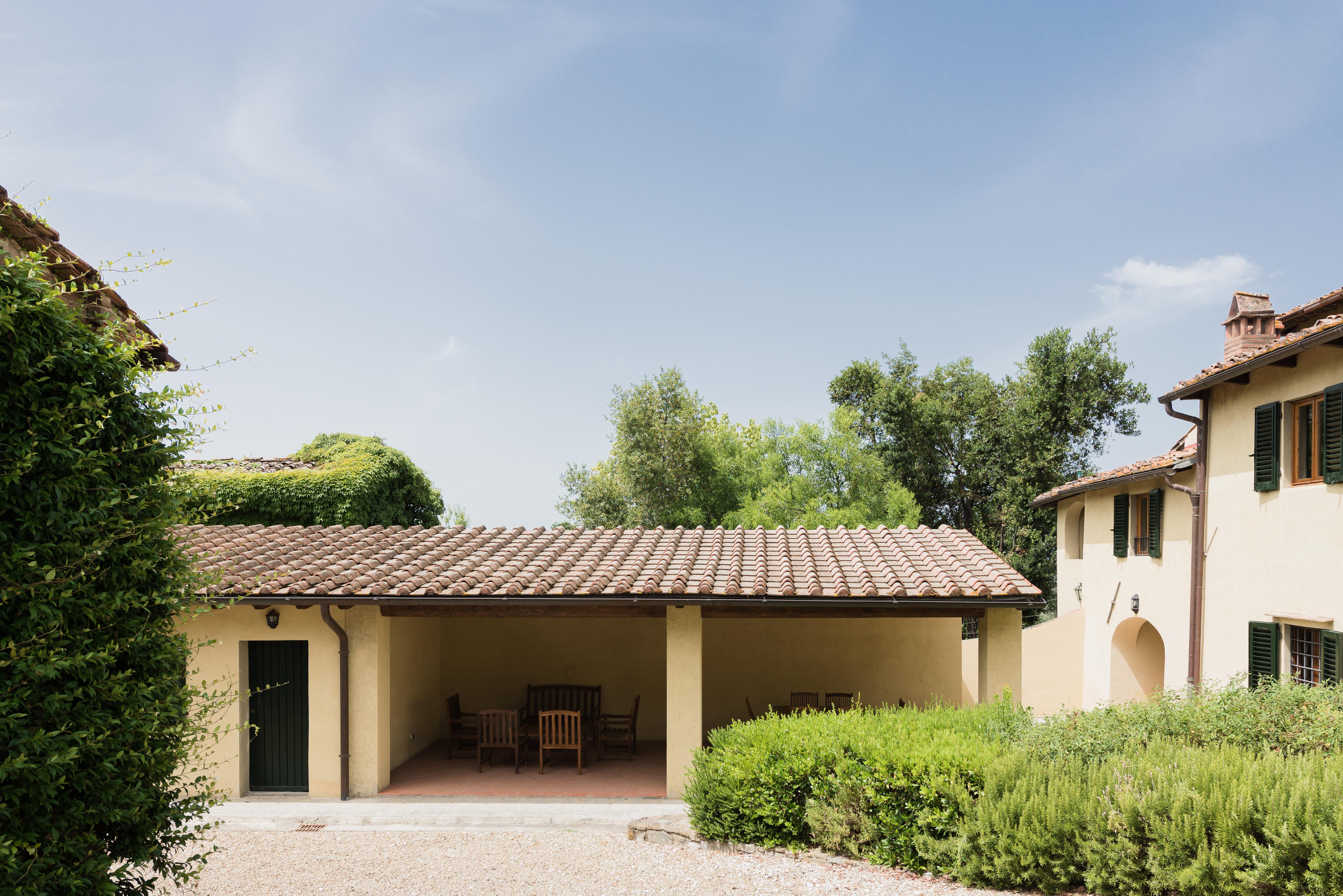 Patio | Villa di Lusso a Bagno a Ripoli