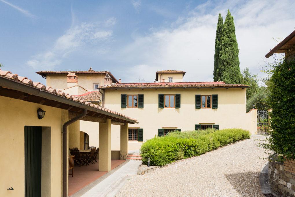 Esterno | Villa di Lusso a Bagno a Ripoli
