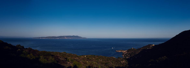Panoramica con vista sul Monte Argentario | Isola del Giglio